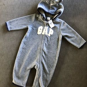 Baby Gap outer wear body suit